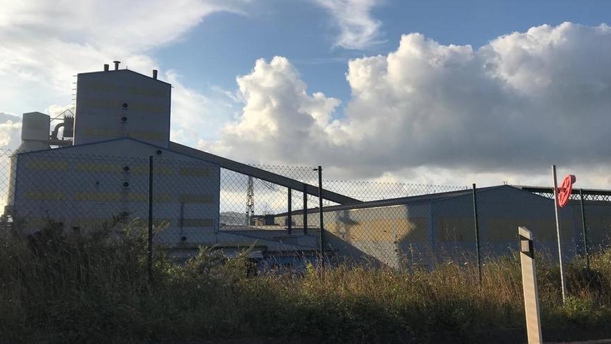 Imagen de una instalación industrial.