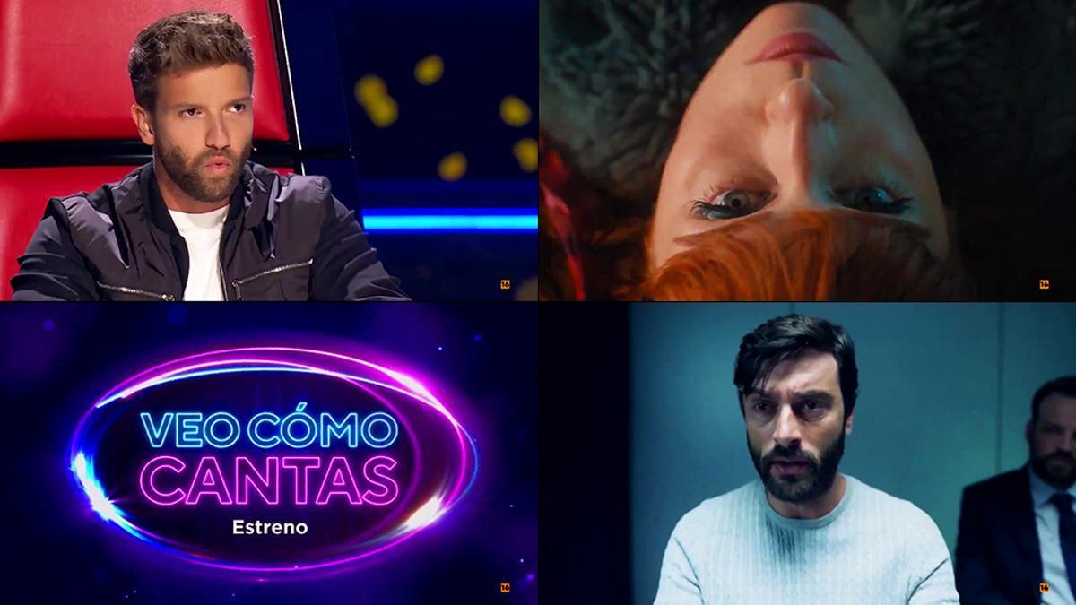 Las bazas de otoño de Antena 3