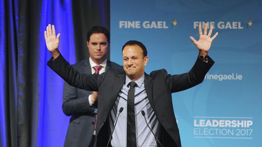 Leo Varadkar, nuevo primer ministro de Irlanda