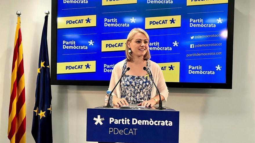 El PDeCAT defiende llevar las siglas JxCat en las municipales porque lo pactó con Puigdemont