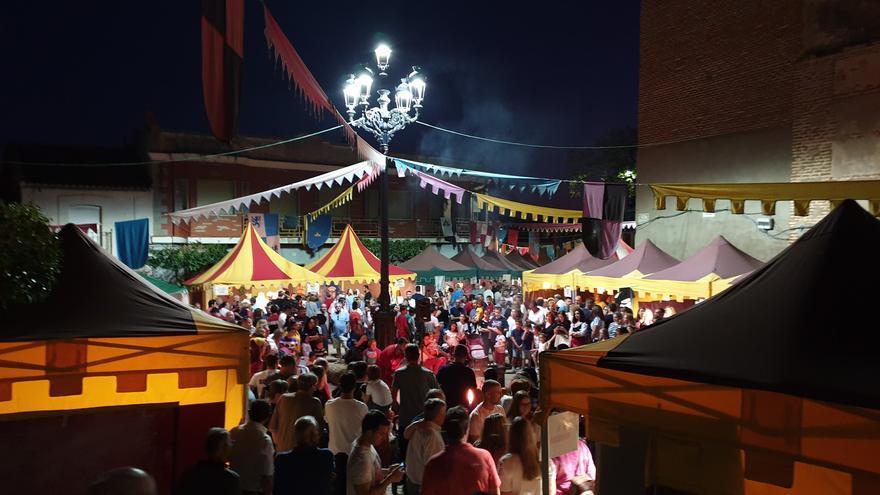 La Feria Medieval que apuesta por el vino en un pueblo de Toledo con apenas 600 habitantes