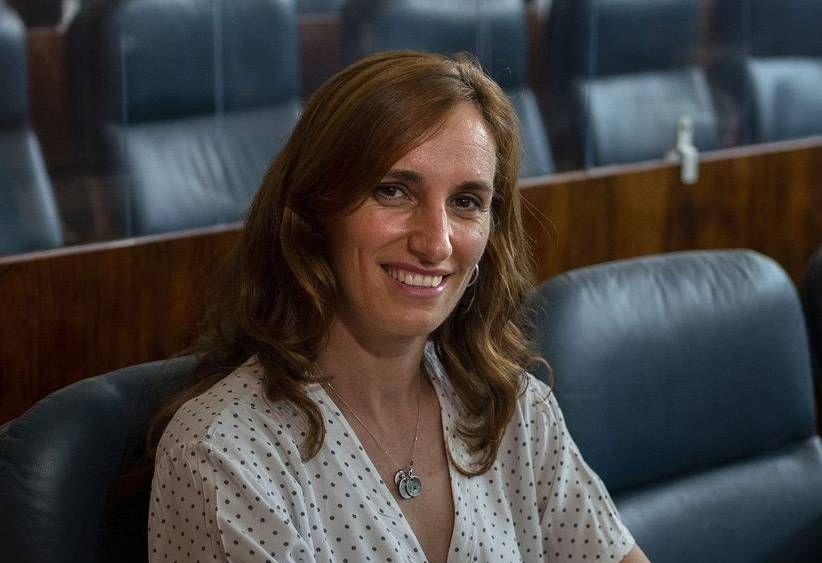 Mónica García foto de perfil