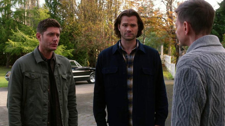 Imagen de la temporada final de The CW