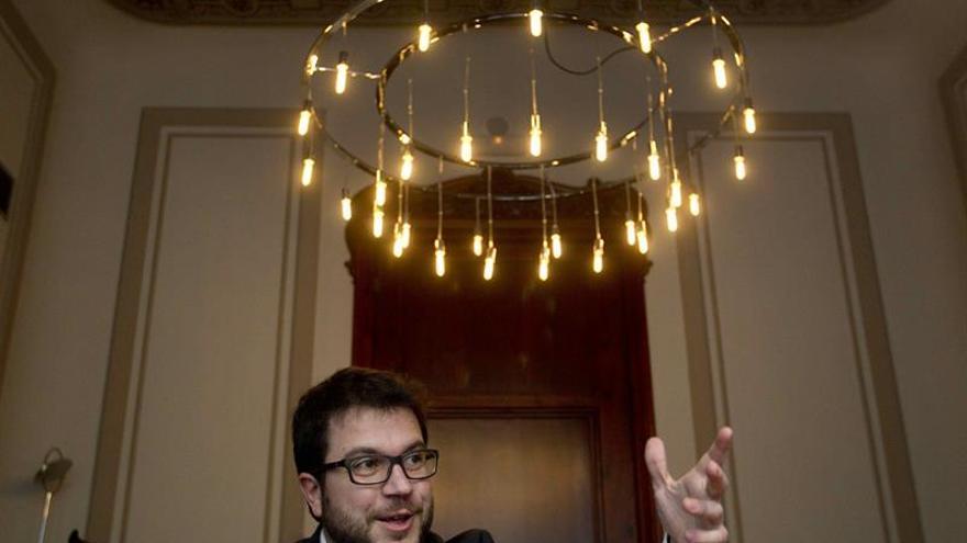 Secretario de Economía catalán: Si detienen a unos por 1-O, continuamos otros