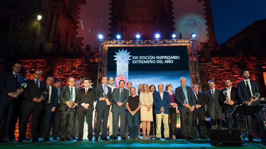 Vara Periodico Extremadura premios Empresario