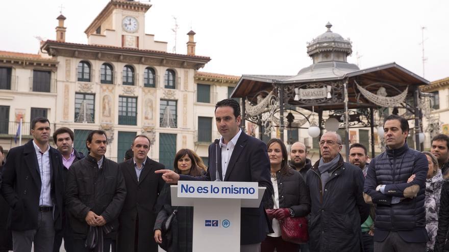 """UPN-PP apuesta por """"mantener todos los pueblos"""" frente a """"ocurrencias"""" de Ciudadanos"""