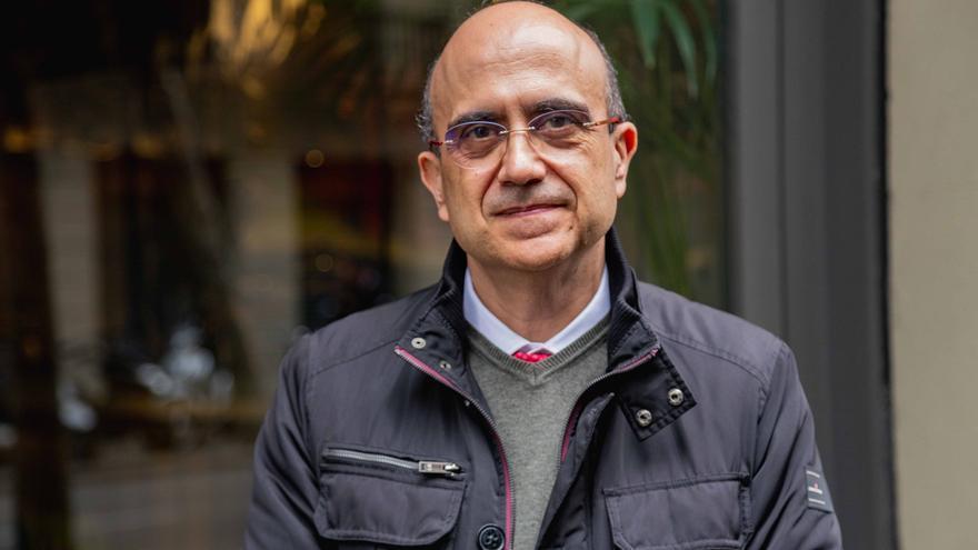 El magistrado Fernando Lousada