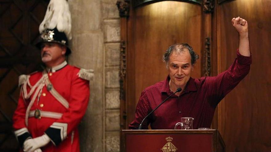 Pérez Andújar reivindica la cultura popular y la alternativa en el pregón de La Mercè