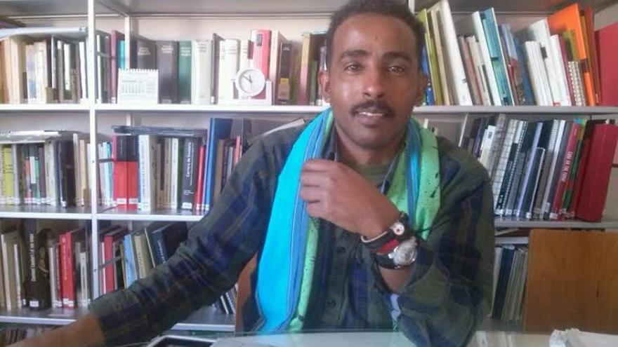 Dessale Berekhet, periodista en Eritrea