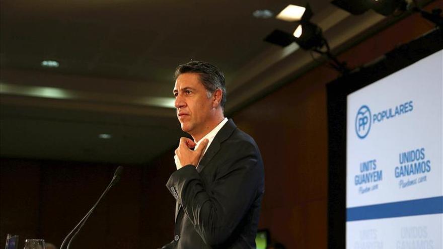 García Albiol dice que el PPC debe tomar medidas tras los resultados del 27S