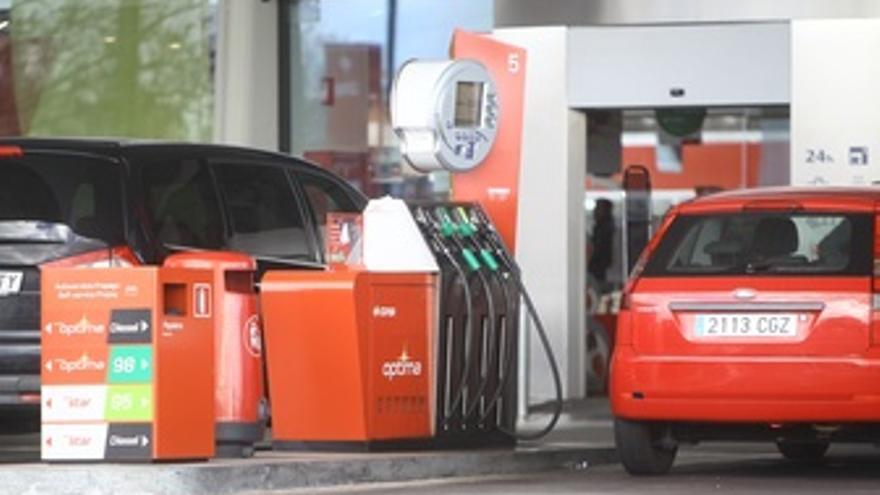 Recursos De Gasolina, Gasolineras