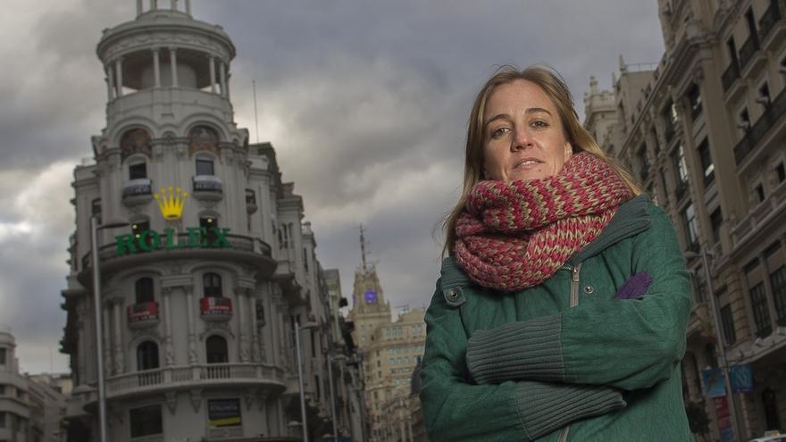 """Tania Sánchez defiende que su nuevo proyecto """"no es una cosa de gente que sale de IU y monta un nuevo chiringuito"""""""
