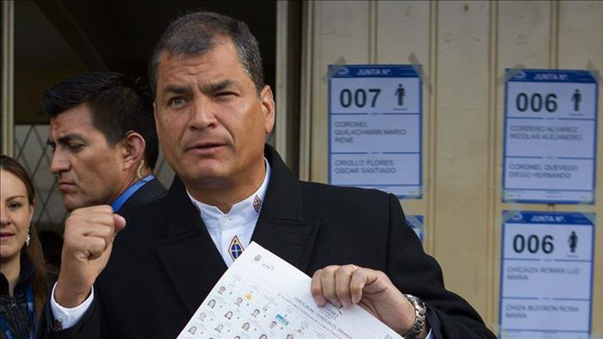 """Autoridades de Ecuador declaran """"contratista incumplida"""" a la empresa española Scytl"""