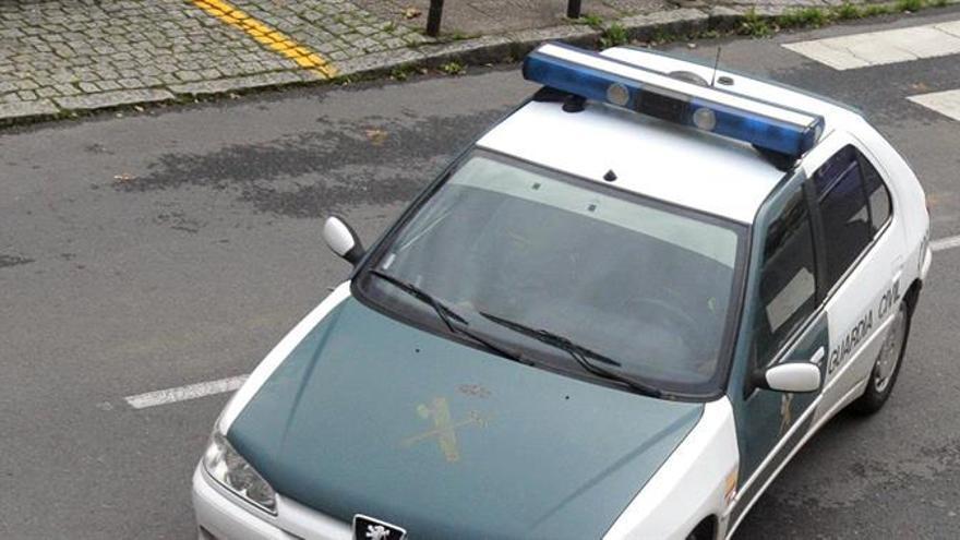Guardia Civil detiene a grupo de atracadores que se hacían pasar por policías