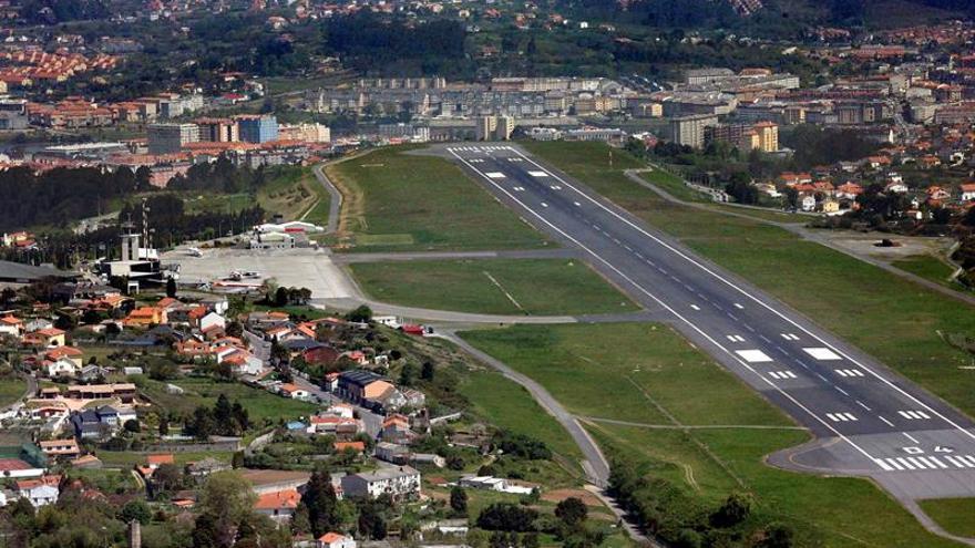 Desconvocada la huelga en el aeropuerto de A Coruña tras un acuerdo parcial con la empresa