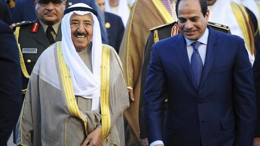 Al Sisi asegura que la fuerza militar árabe no está dirigida contra ningún país