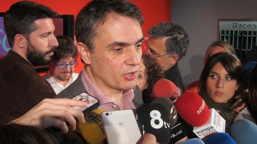 """Carles Martí ofrece a Batet un """"acuerdo"""" que evite primarias en el PSC"""