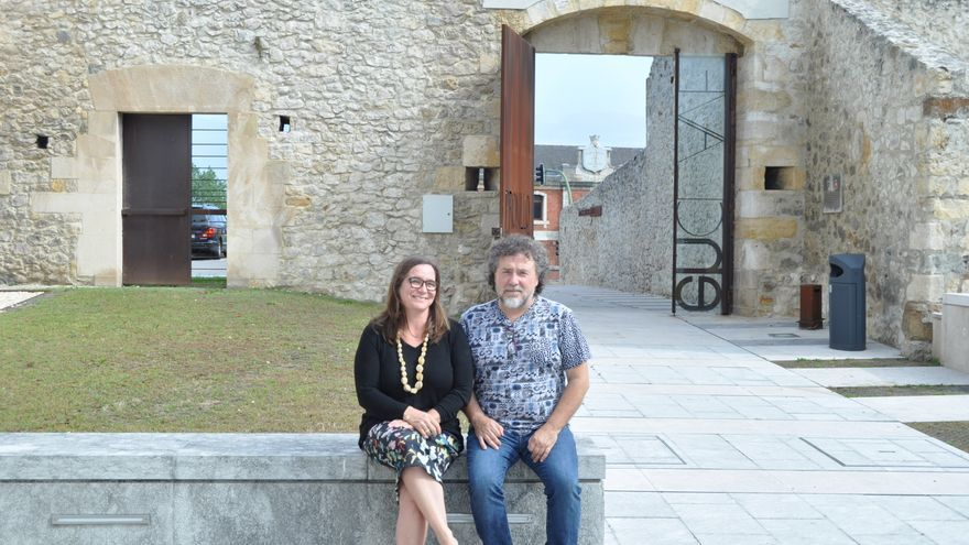 Begoña García y Pati Domenech
