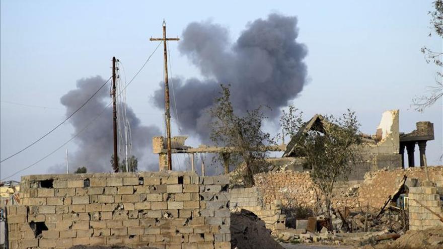 Nuevos avances del Ejército iraquí en la ciudad de Ramadi