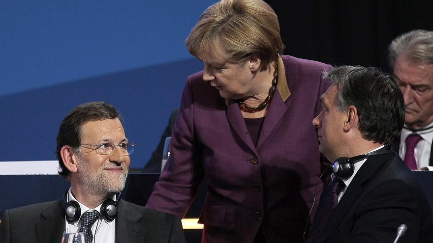 Rajoy llegó al Consejo en el que pedirá hacer realidad la unión bancaria
