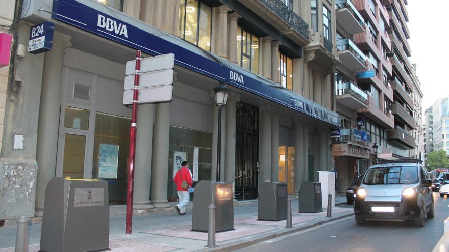 Una sentencia obliga al banco BBVA a devolver lo aportado por una casa comprada sobre plano