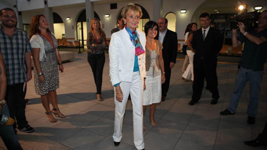 De la llegada de Fernández de la Vega a la Delegación del Gobierno #6