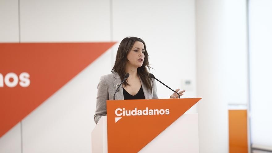 Arrimadas se enfrentará a otros tres candidatos en las primarias de Ciudadanos para la Generalitat de Cataluña