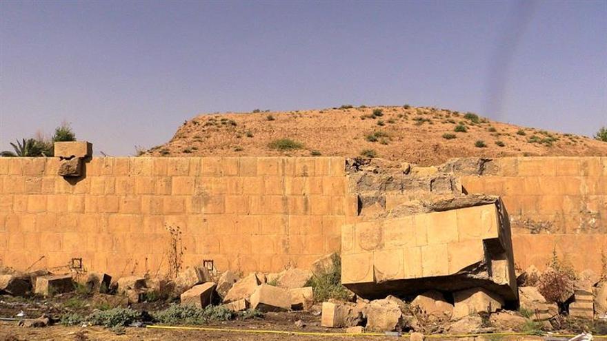 Las antigüedades de Mosul, el largo camino para devolverlas a la vida