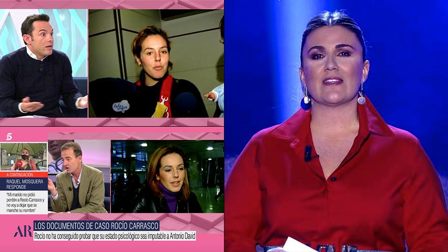 Telecinco se muestra triunfal al aclarar la duda que sus propios programas habían sembrado
