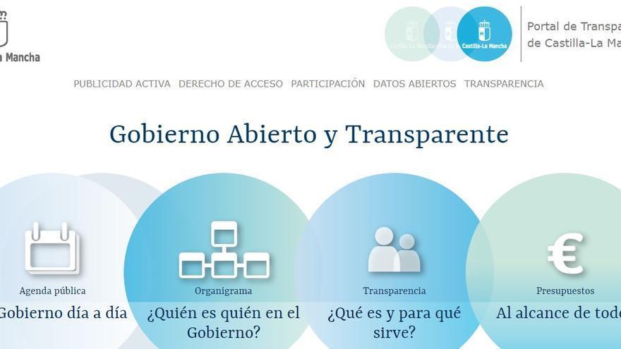 Portal de Transparencia de Castilla-La Mancha (transparencia.castillalamancha.es)