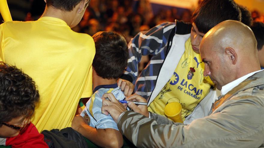 Del encuentro benéfico: UD Las Palmas-Telde #3
