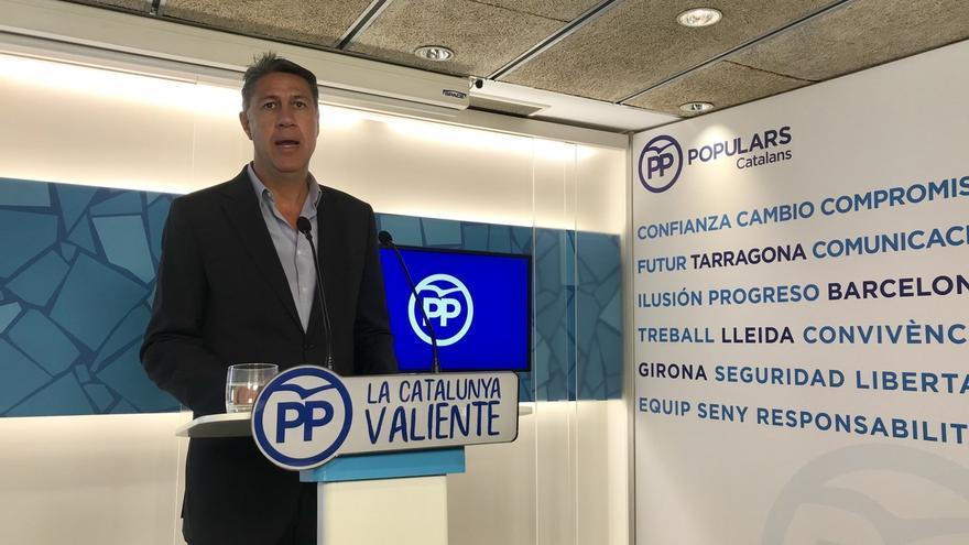 Albiol (PP) propone a PSC y Cs compartir puntos del programa electoral