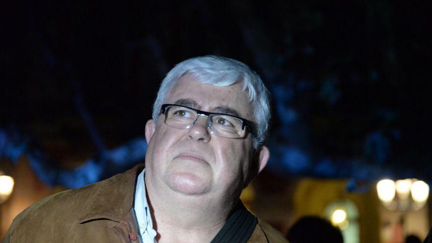 Agustí Alcoberro, vicepresidente de la ANC