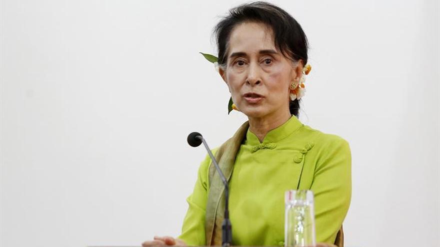 ONGs instan a Birmania a investigar los ataques contra recintos religiosos