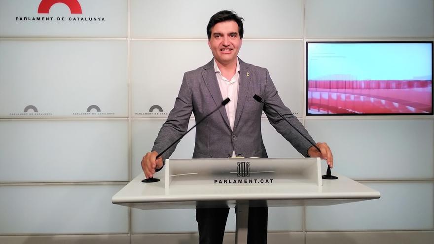 """Sabrià (ERC) dice que la delegación de voto de JxCat es """"más débil porque nos deja sin mayoría"""""""
