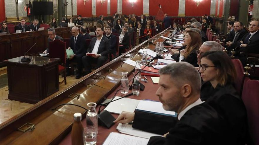 """Más votantes cierran hoy la semana 13 del juicio del """"procés"""""""