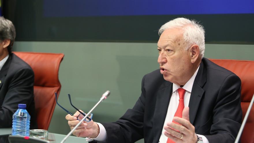 Margallo sigue recibiendo las visitas de candidatos a la Secretaría General de la ONU