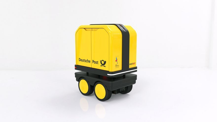 El Postbot de Deutsche Post