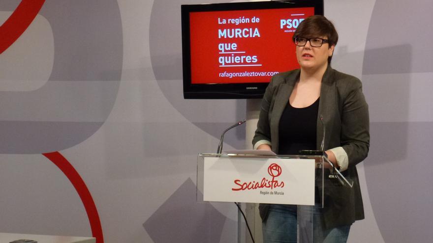 Presen López, número 2 del PSRM-PSOE a la Asamblea Regional de Murcia