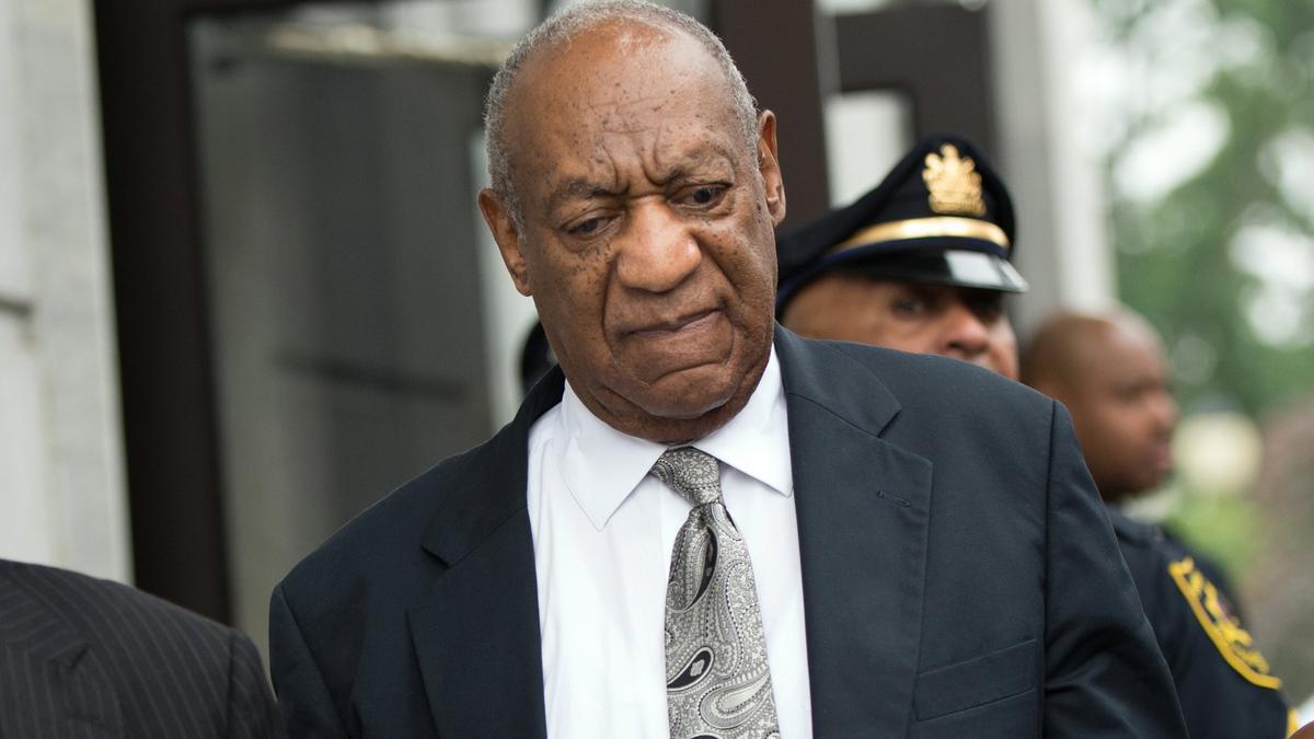 En la imagen, el artista estadounidense Bill Cosby.