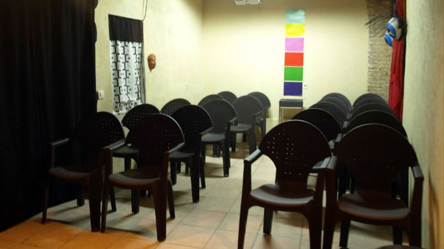Nuevo espacio de teatro 'La salita del Casco'