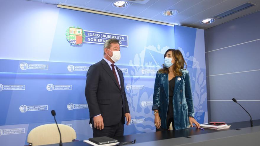 El Gobierno vasco impulsa con tres millones de euros la llegada de la banda ancha a 149 poblaciones rurales en 2022