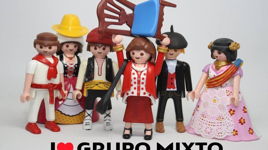 I love Grupo Mixto