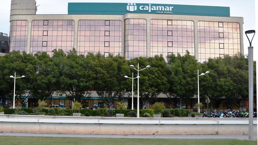 Oficina central de Cajamar