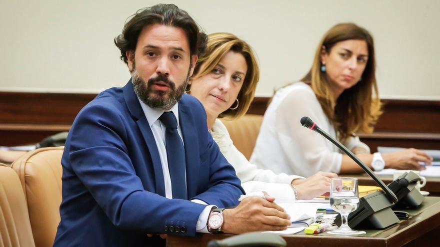 El portavoz de Energía del Partido Popular en el Congreso de los Diputados, Guillermo Mariscal.