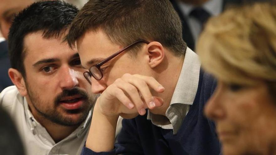 Errejón: El mandato de las bases de Podemos marcará las líneas de pacto con el PSOE
