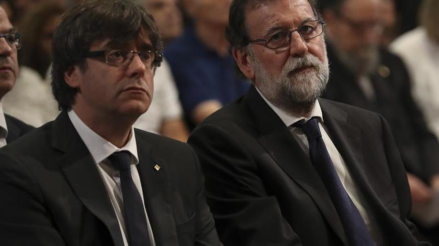 Puigdemont agradece las muestras de apoyo en todo el mundo tras los atentados