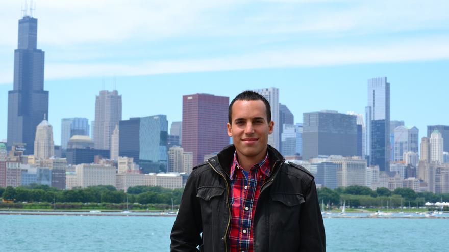 Carlos Menor Salazar, Estados Unidos