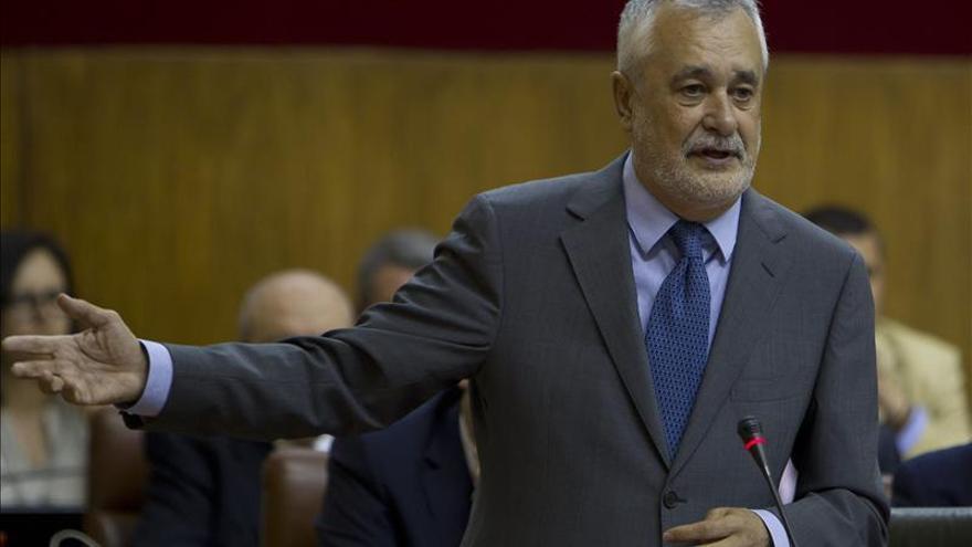 Griñán no repetirá como candidato a presidente de la Junta, según la Cadena Ser