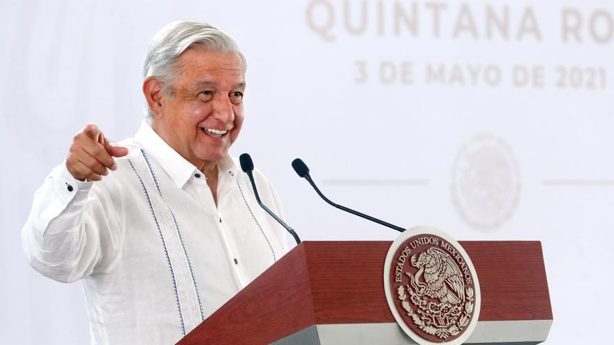 """López Obrador dice que corresponsales eran """"consentidos"""" de la Presidencia"""
